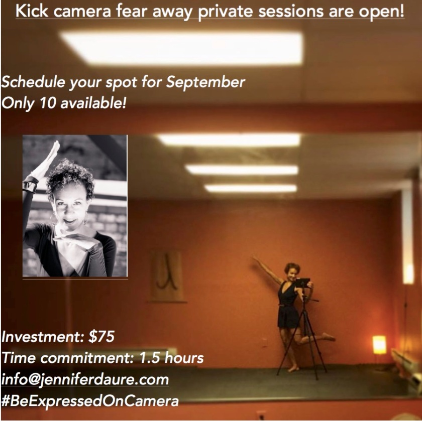 Kick camera fear away private sessions are open copy